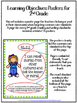 """2nd Grade Learning Objectives - """"I can"""" Posters"""