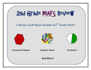2nd Grade MAFS Review