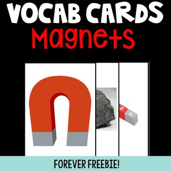 2nd Grade Magnet Word Wall Cards