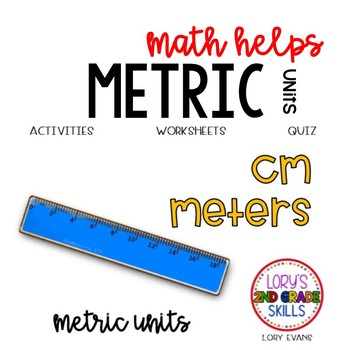 Metric Units 2.MD.A  2nd Grade Math Helps