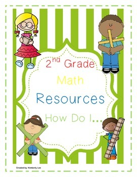 2nd Grade Math Resources and Reference Guides