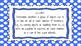 2nd Grade Math Standards on Blue Polka Dotted Frame