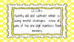 2nd Grade Math Standards on Yellow Polka Dotted Frame