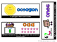 2nd Grade Math Vocabulary Cards, Word Wall {Common Core}