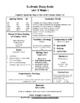 2nd Grade McGraw-Hill Wonders Unit 3 Study Guides
