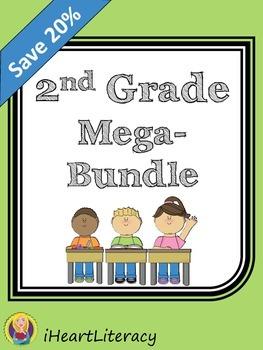 2nd Grade Mega Bundle
