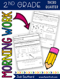 2nd Grade Morning Work - Third Quarter