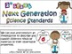 """Next Generation Science Standards """"I Can"""" Statements 2nd /"""
