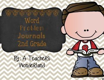 2nd Grade November Math Word Problems