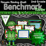 2nd Grade, Pearson Reading Street, Unit 1 Benchmark Review