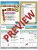 2nd Grade Phonics and Spelling D'Nealian Week 3 (long ā &