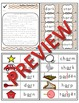 2nd Grade Phonics and Spelling Zaner-Bloser Week 19 (R-Con