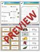 2nd Grade Phonics and Spelling Zaner-Bloser Week 2 (short
