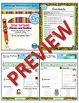 2nd Grade Phonics and Spelling Zaner-Bloser Week 31 (Revie