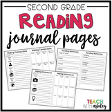 2nd Grade Read Aloud Journal Pages