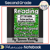 2nd Grade Reading (Phonics & Word Rec) Interactive Journal