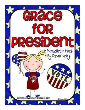 Grace for President Resource Pack