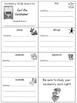 2nd Grade Reading Street: Unit 5 vocab. booklets (freebie)