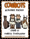 2nd Grade Reading Street Unit 6.4 Cowboys Supplemental Packet