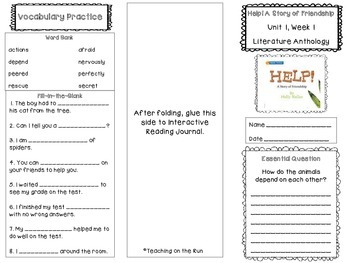 2nd Grade Reading Wonders Trifolds - ALL UNITS - All Stori