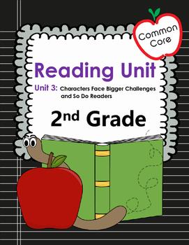 Common Core 2nd Grade Reading Workshop Mini Lessons Unit 3