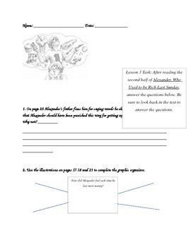 2nd Grade Readygen Unit 2 Module A Lesson 3 Reading Response