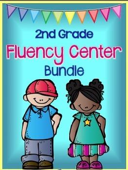 2nd Grade Reading Fluency Activity
