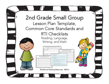 2nd Grade Small Group Pack