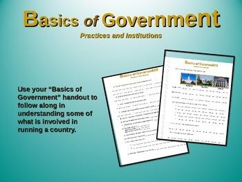 "2nd Grade Social Studies ""Basics of Government"" - engaging"