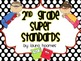 2nd Grade Super Standards COMMON CORE