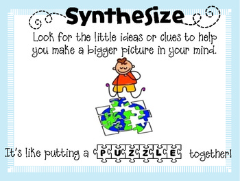 2nd Grade, Theme 7 Literacy By Design Graphic Organizers