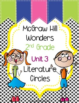 2nd Grade Unit 3 Literature Circles