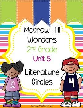 2nd Grade Unit 5 Literature Circles