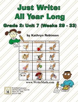 Daily 2nd Grade Writing Lessons, Activities, Grammar - Uni