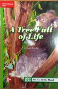 2nd Grade Wonders Unit 2 Week 3 Beyond Response - A Tree F