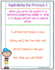 2nd Grade Wonders Unit 5 Week 2 Grammar Charts and Assessments