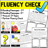 2nd and 3rd Grade Reading Passages Fluency Cards Reading C