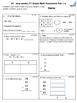 2nd grade February Math class/homework. Spiraling review &