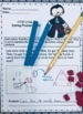 2nd grade Math Word Problems IN ENGLISH - CCSS 2.0A.1 - October