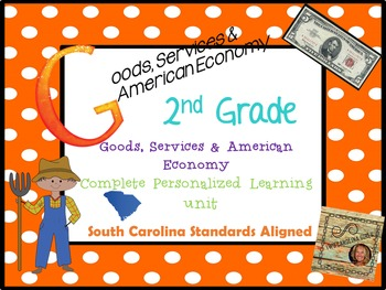 2nd grade Social Studies Personalized Learning Goods, Serv