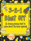 3-2-1 Blast Off {A Primary Science Unit to Learn About the