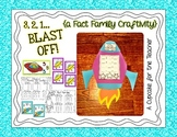 Blast Off with Fact Families! {a Craftivity}
