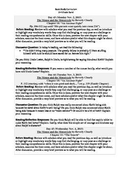 3-4 Grade Band Reading Curriculum/Program (November)