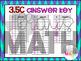 3.5C: Multiplication Expressions STAAR Test-Prep Task Card