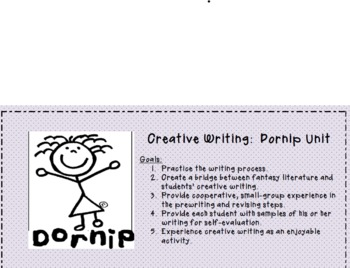 3-6 grade Creative Writing Unit_ Dornip