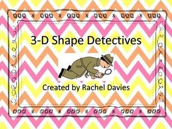 3-D Shape Detectives