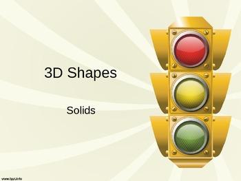 3-D Solid Shapes