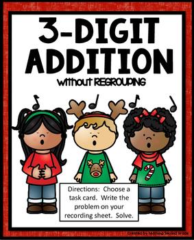 3 Digit Addition