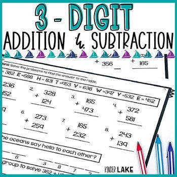3-Digit Addition & Subtraction