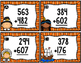 November 3 Digit Addition and Subtraction with Regrouping Scoot